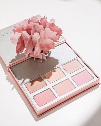 Chantecaille チーク CHANTECAILLE L'Arbre Illumine チーク & ハイライターパレット