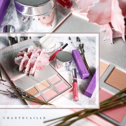 Chantecaille チーク CHANTECAILLE L'Arbre Illumine チーク & ハイライターパレット(2)
