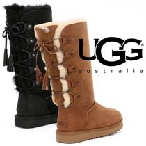 UGG☆レースアップロングブーツKRISTABELLE TALL