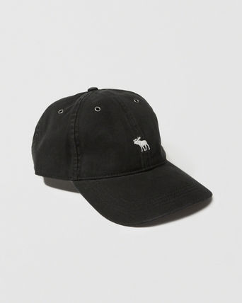 Abercrombie & Fitch キャップ ☆日本未入荷☆ 新作 アバクロ/ BRUSHED TWILL HAT キャップ(2)