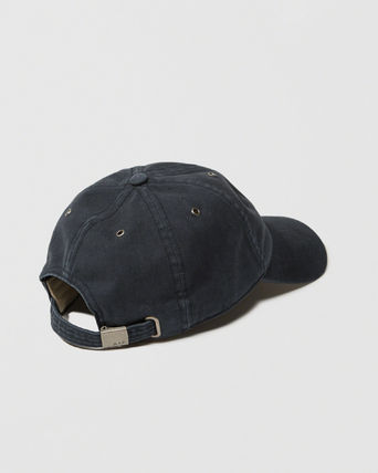 Abercrombie & Fitch キャップ ☆日本未入荷☆ 新作 アバクロ/ BRUSHED TWILL HAT キャップ(5)