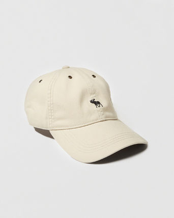 Abercrombie & Fitch キャップ ☆日本未入荷☆ 新作 アバクロ/ BRUSHED TWILL HAT キャップ(8)