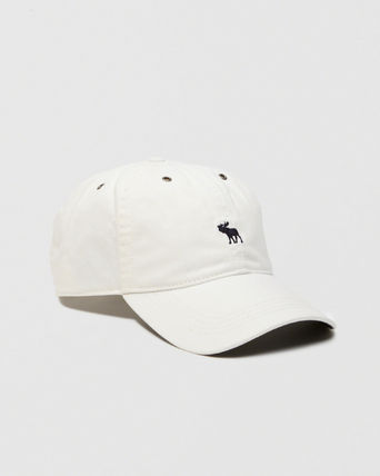 Abercrombie & Fitch キャップ ☆日本未入荷☆ 新作 アバクロ/ BRUSHED TWILL HAT キャップ(10)