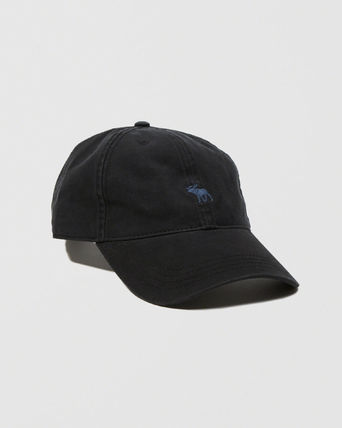 Abercrombie & Fitch キャップ ☆日本未入荷☆ 新作 アバクロ/ BRUSHED TWILL HAT キャップ(12)