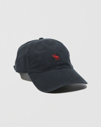 Abercrombie & Fitch キャップ ☆日本未入荷☆ 新作 アバクロ/ BRUSHED TWILL HAT キャップ(14)