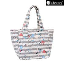 LeSportsac(レスポートサック) マザーズバッグ LeSportsac☆CITY CHELSEA TOTE IN AVE STRIPE QLT