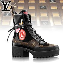 【直営店買付】Louis Vuitton DESERT BOOT WORLD TOUR ブーツ