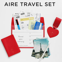 ◆2NUL◆ AIRE TRAVEL SET 6色