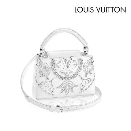 Louis Vuitton☆CAPUCINES MINI