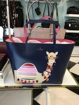 【kate spade】A4OK!spice things up camel luvvieトート☆