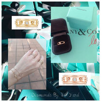 【Tiffany & Co】DIAMONDS BY THE YARD RING(Gold or rose Gold)