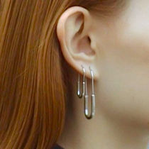 Maria Black☆CHANCE MINI EARRING / silver