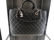 2018SS最新作★CHANEL★URBAN COMPANION DOUBLE CARRY TOTE