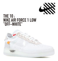 NIKE AIR FORCE 1 LOW OFF-WHITE エアフォース オフホワイト