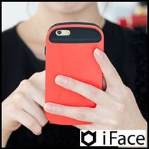【在庫一掃セール】iFace Revolution HOT PINK_iPhone 6S+/6+