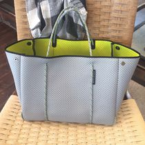 残りわずか!☆State of Escape☆ESCAPE BAG in Grey/NeonYellow