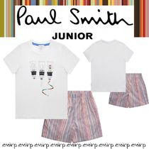 ☆18SS☆PAUL SMITH★大人もOK★BOYS★ショート丈パジャマセット