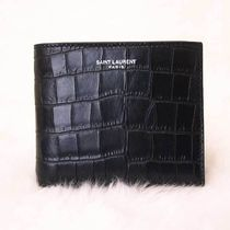 Saint Laurent PARIS 二つ折り 財布 396307 DZE8E_1000