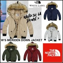 THE NORTH FACE(ザノースフェイス) ダウンジャケット・コート ☆THE NORTH FACE☆W'S MERIDEN DOWN JACKET ☆NYJ1DH93