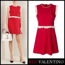 【関送込】かわいすぎるSS18◆RED VALENTINO◆Cady short dress