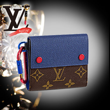 18SS 《Louis Vuitton》 ルイヴィトン コンパクト・ウォレット