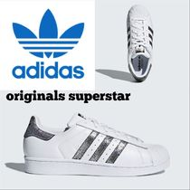 New★Adidas★ORIGINALS super star 兼用★ 22cm〜27cm追跡付