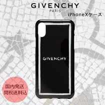 GIVENCHY♡グラフィティロゴ iPhoneXケース/関税送料込