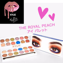 Kylie Cosmetics☆24時間セール☆THE ROYAL PEACH PALETTE