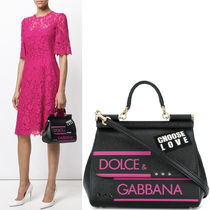 18SS DG1455 EMBELLISHED MEDIUM SICILY BAG