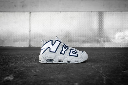 [NIKE]AIR MORE UPTEMPO NYC QS