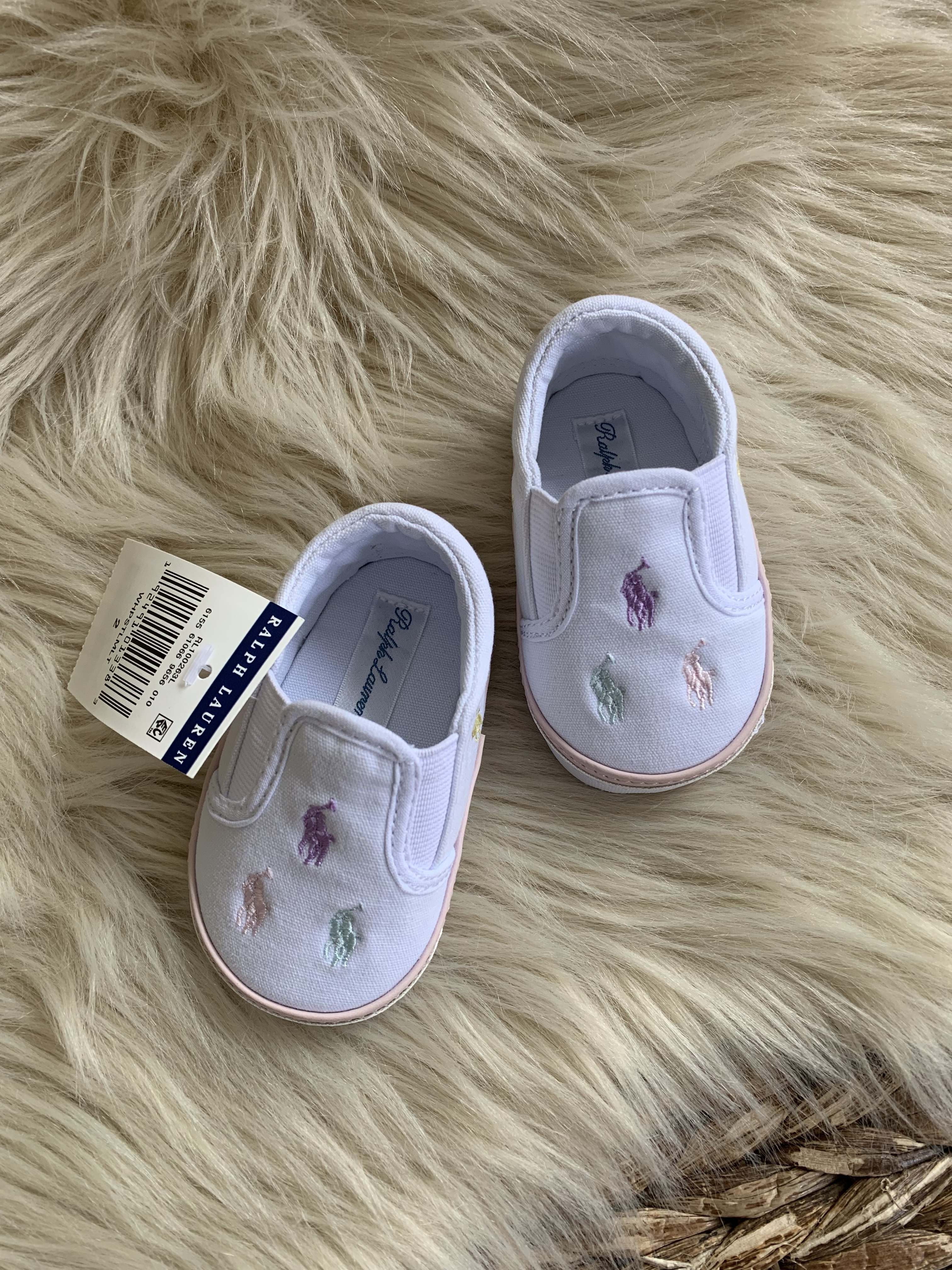 finest selection various design detailed images Ralph Lauren Baby Girl Shoes