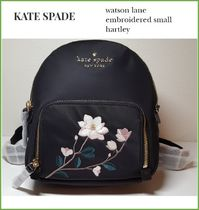 【Kate Spade】watson lane embroidered small hartley