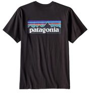 ○送料込○ Patagonia P-6 Logo Short-Sleeve T-Shirt - Men's