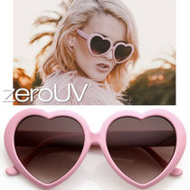 全9色*zeroUV*CUTE LOLITA SWEET HEART SHAPE SUNGLAS*送料無料