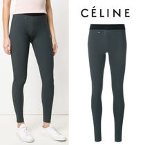 【18SS】大注目!!★CELINE★stretch leggings