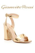 Gianvito Rossi- Tandi Sandals-【サイズ38のみ・35%OFF・17AW】