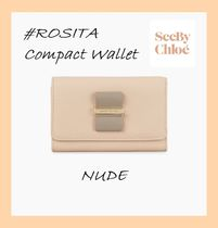 See by Chloe #ROSITA#コンパクトウォレット【NUDE】