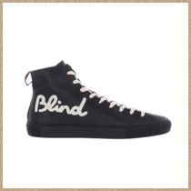 【GUCCI】Blind for Love  ハイカット スニーカー Black