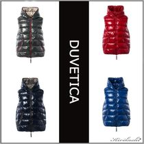 ◆DUVETICA17AW◆ARISTEO◆CONTRASTING LININGダウンベスト◆