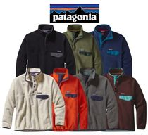 大人気*Patagonia*シンチラ Synchilla Snap-T Fleece Pullover