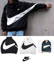 入手困難アイテムNike Big Anorak Swoosh Quarter Zip