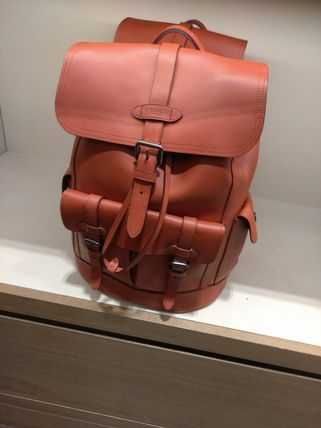 Coach バックパック・リュック Coach(コーチ) HUDSON BACKPACK レザー製 各4色(8)