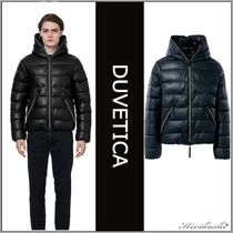 ◆DUVETICA17AW◆DIONISIOTRE◆レザーダウンジャケット◆