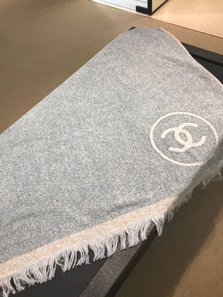CHANEL トートバッグ 2018SS最新作★CHANEL★towel tote with detachable pouch 各色(2)
