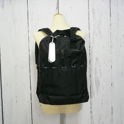 LESPORTSAC BABY UTILITY BACKPACK ママバッグ 4263 D882 (8680)