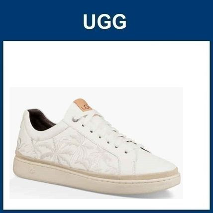 UGG スニーカー ☆メンズ UGG新作!☆Cali Sneaker Low Palms