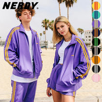 ★NERDY★ [LIMITED] NY Track Top