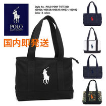 POLO RALPH LAUREN ポロラルフローレン POLO PONY TOTE MD