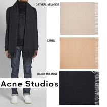 大人気!!【Acne Studios】Canada NEW Scarf WOOL 100% マフラー