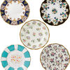 100Years 5-piece side plate set 1900-40【送料・関税込】